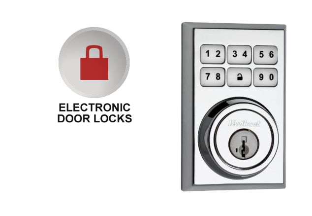 Lock/Unlock your doors with iPhone